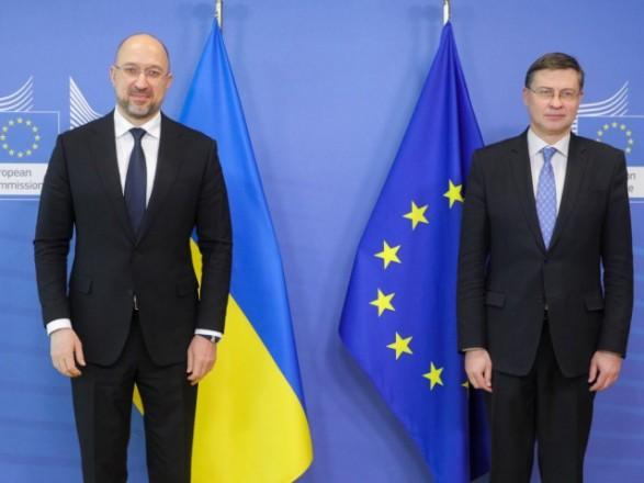 Україна та ЄС проводять консультації про подальшу лібералізацію торгівлі – Шмигаль